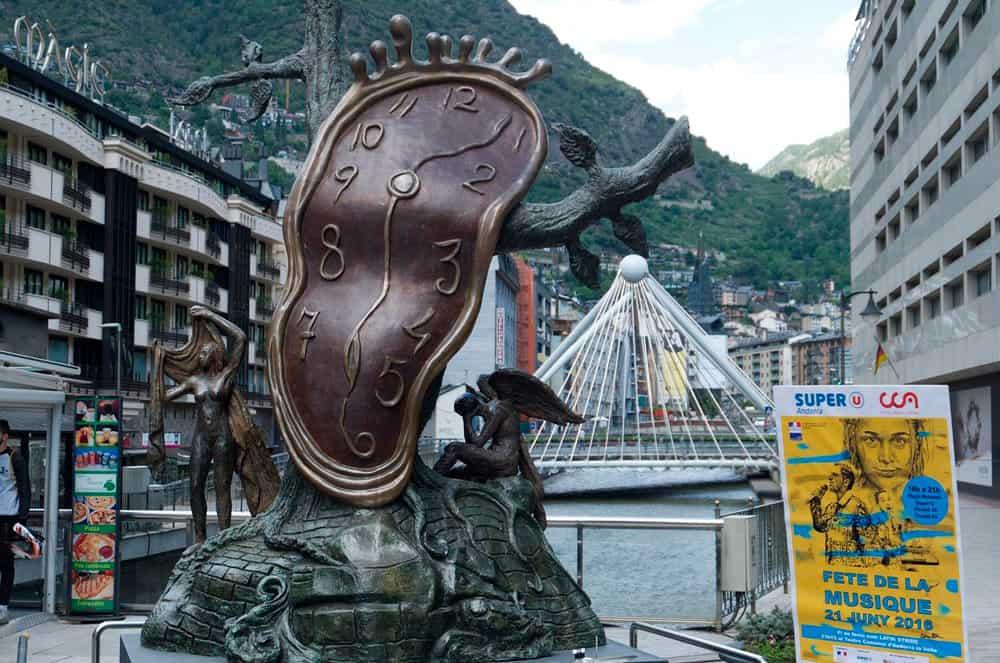 Andorra la Vella y el coronavirus