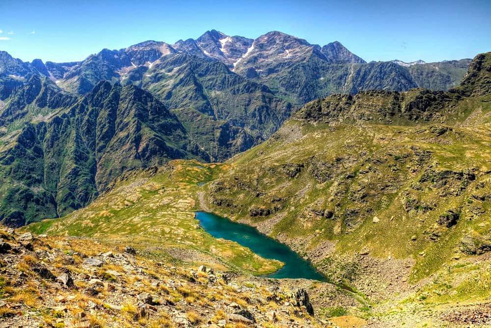 visitar lagos de Andorra este verano