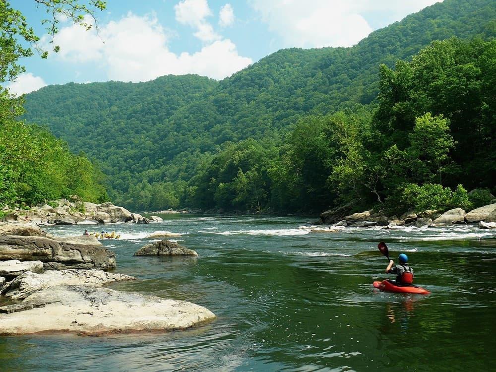 descenso del Sella en Kayak