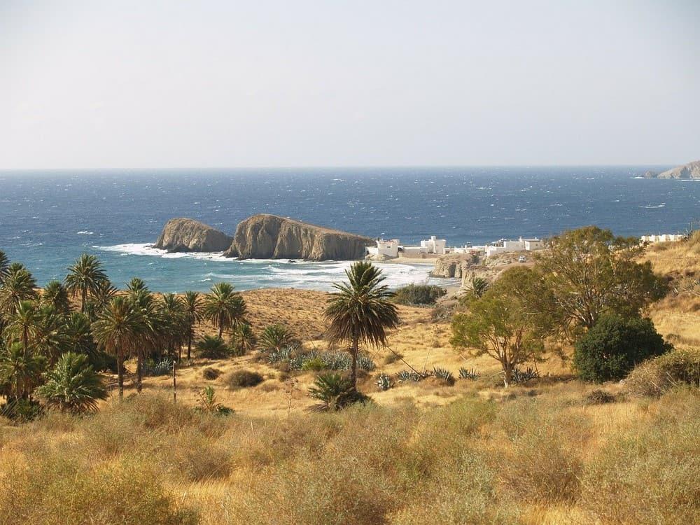 Cabo de Gata en Furgoneta