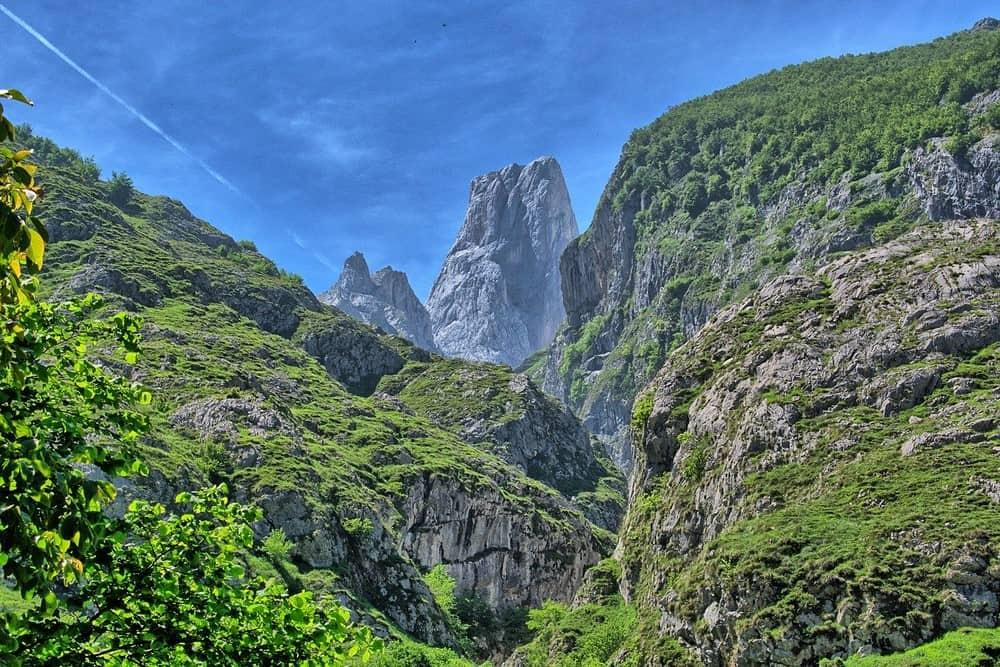 viajar en camper por España, Pico de Europa