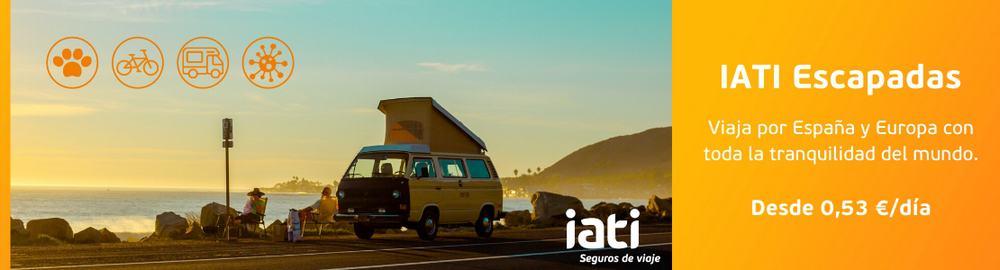 seguro para viajar en furgoneta