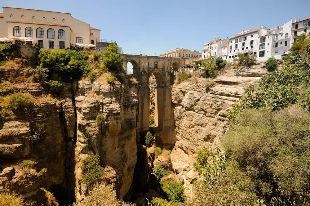 puente de Ronda, algo que ver en Andalucía