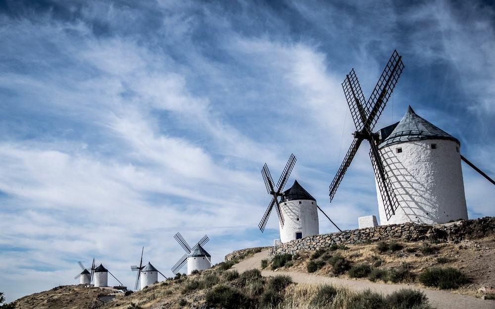 ruta Don Quijote en bici