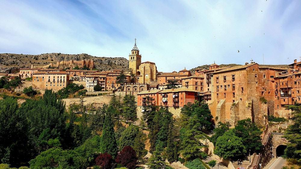 itinerario en bicicleta por España