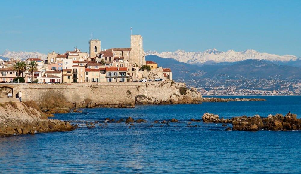 turismo en la Costa Azul francesa