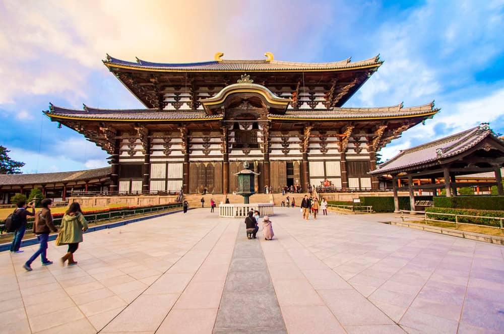 Templos que ver en Nara