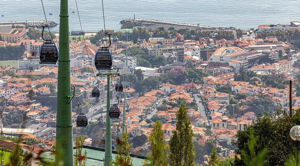 que ver en Madeira