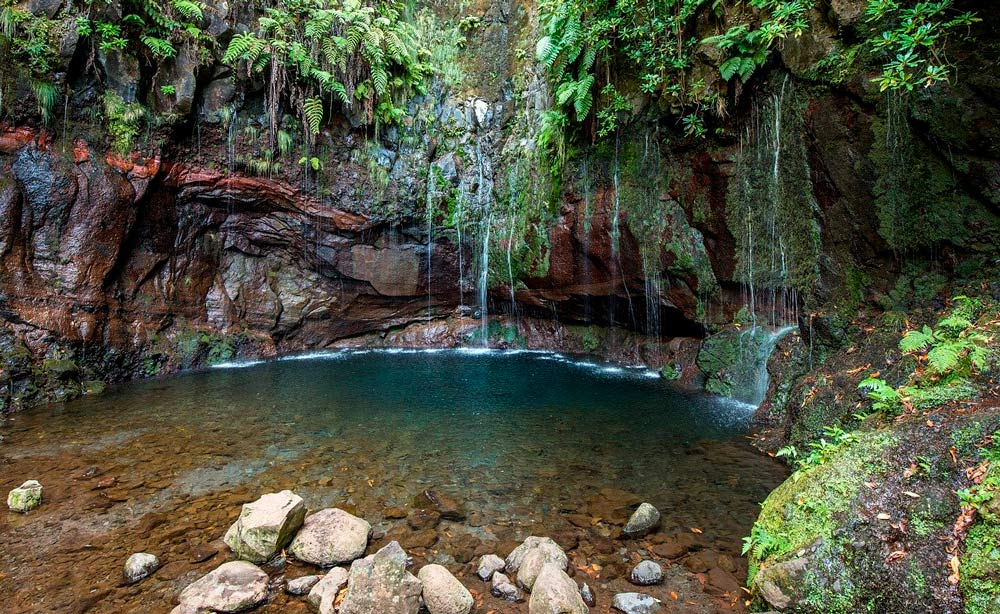 senderismo en Madeira