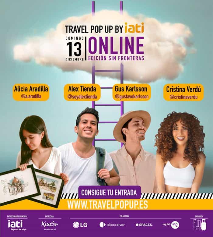 Travel Pop Up by IATI 2020