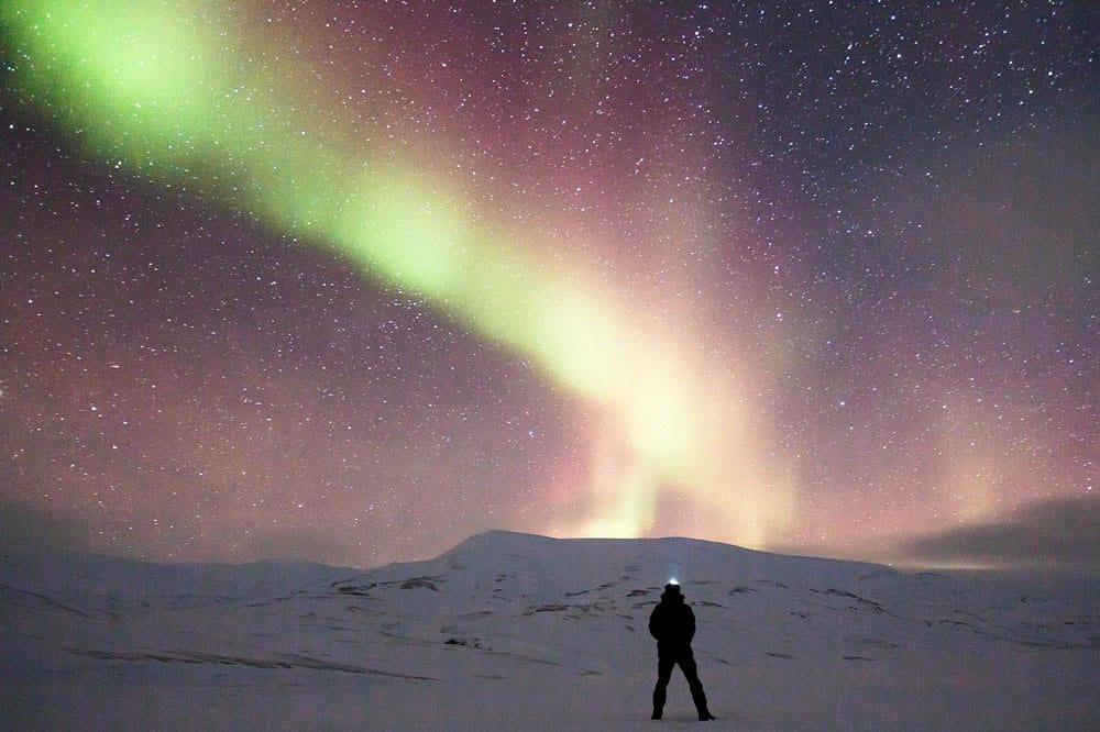 aurora boreal en 2021