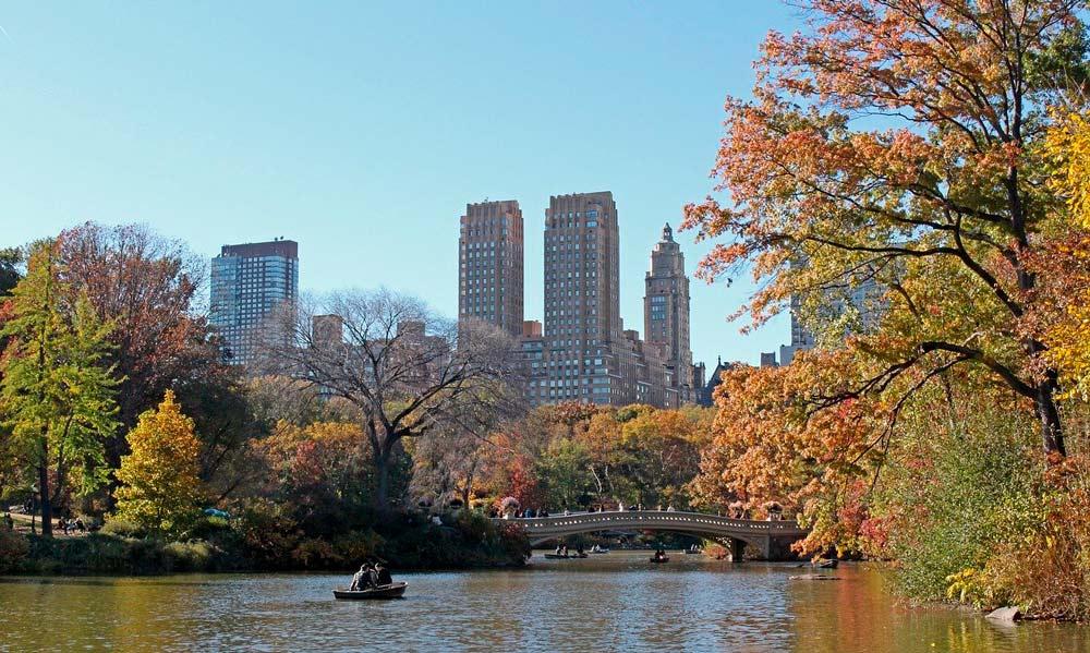 Qué hacer en Nueva York, pasear por Central Park