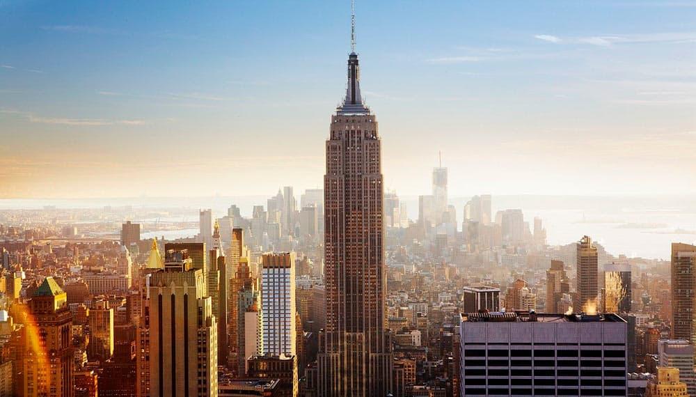 rascacielos que ver en Nueva York