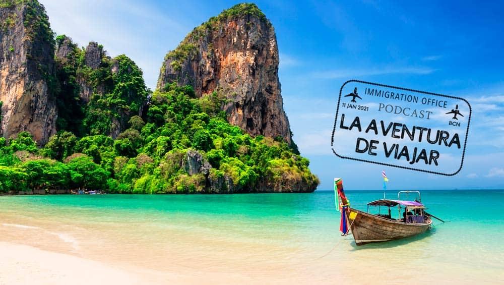 Podcast de viajes al Sudeste Asiático