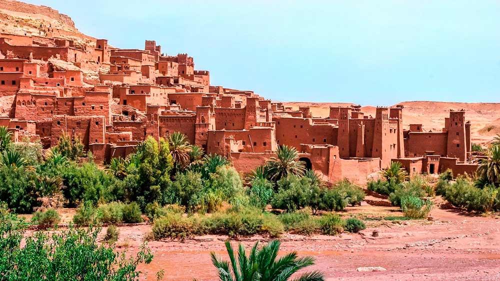 itinerario de viaje a Marruecos