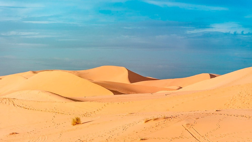 Valle del Dades, Gargantas del Todras y Desierto de Mezourga