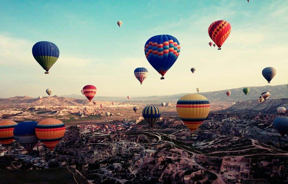 visado para viajar a Turquía