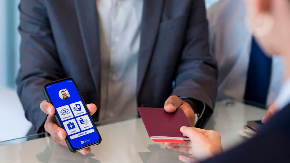 IATA Travel Pass, pasaporte digital sanitario para viajar
