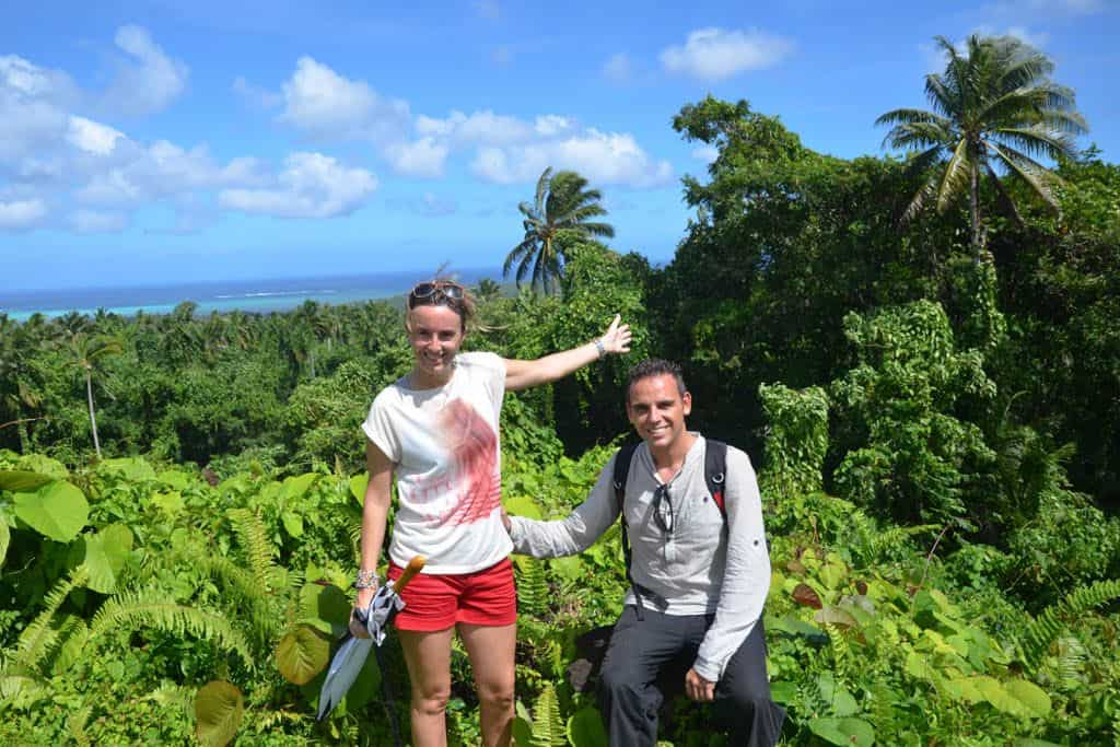Isaac y Paula del blog Chavetas