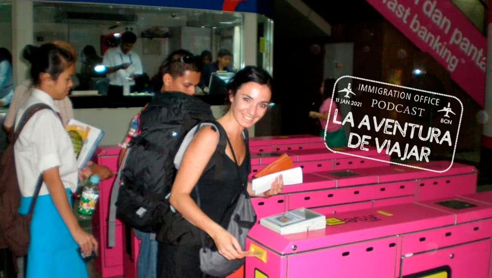Podcast de viajes: Hacer el equipaje