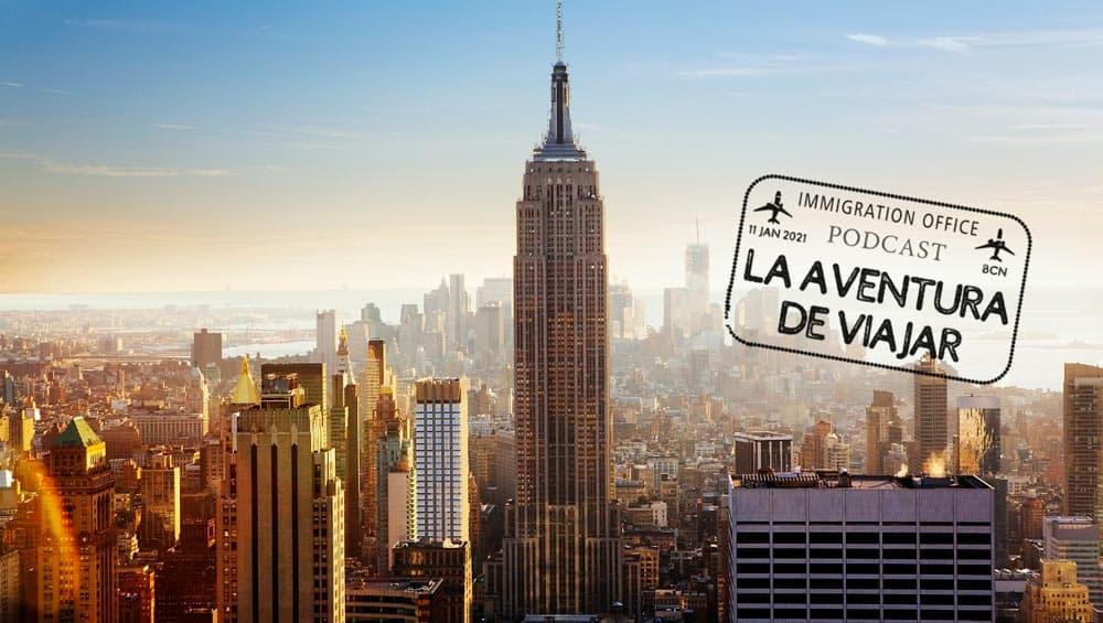 Podcast: Viajar a Nueva York con Molaviajar