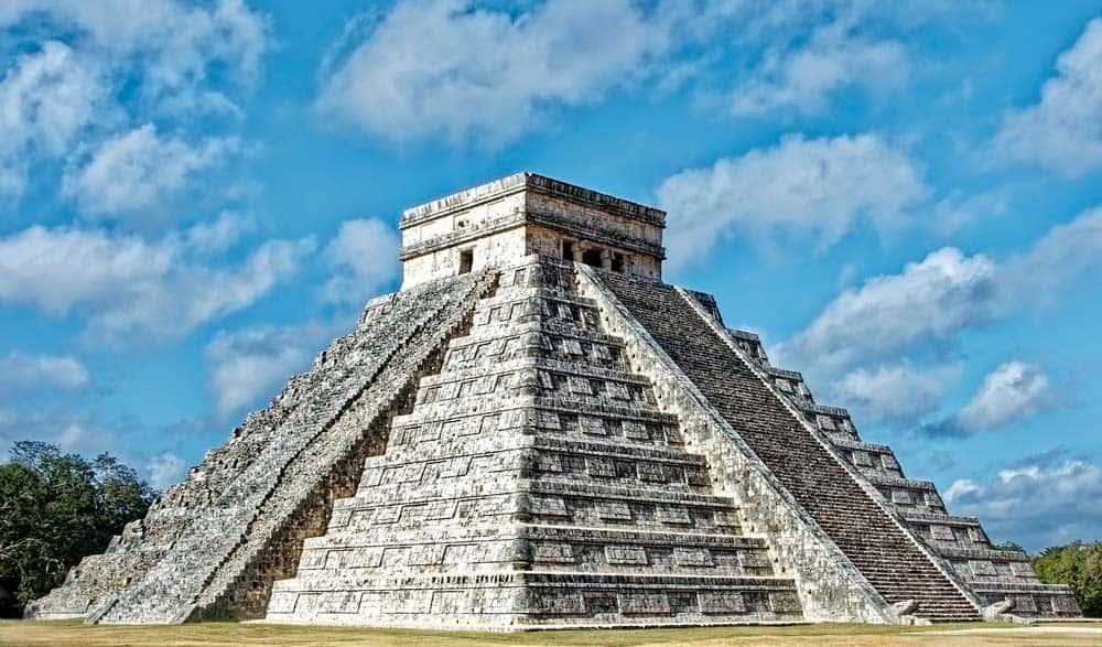 Chichen Itza desde la Riviera Maya