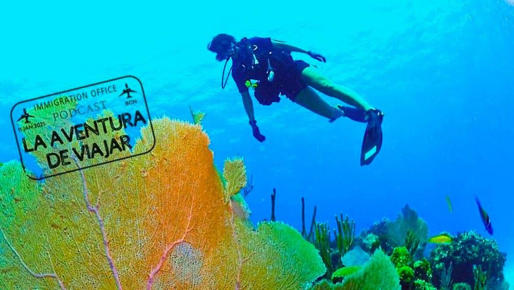 Podcast de buceo y snorkel por el mundo