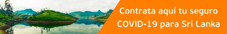 seguro covid-19 a Sri Lanka