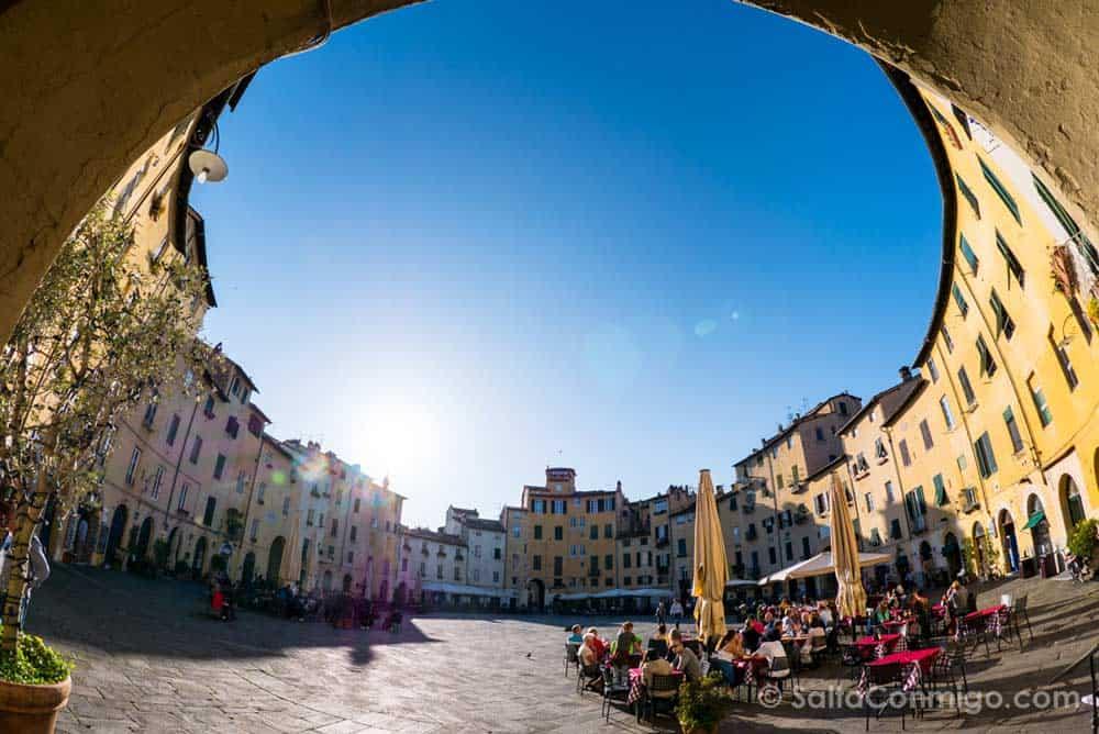 Podcast sobre Italia