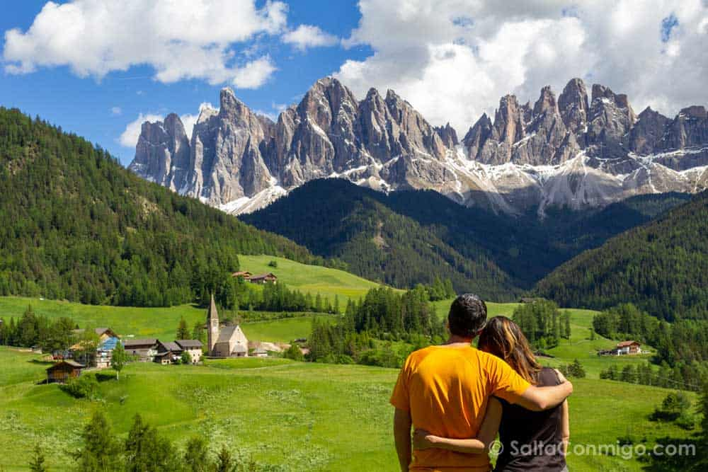 entrevista a Salta Conmigo, podcast sobre Italia