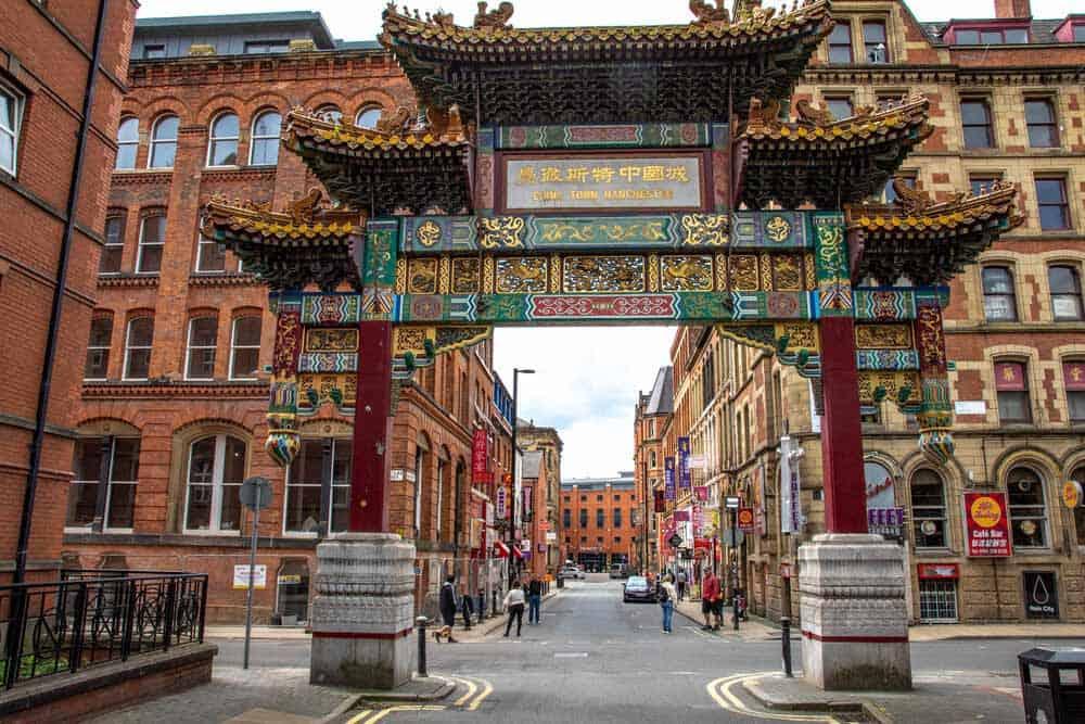 Chinatown de Manchester