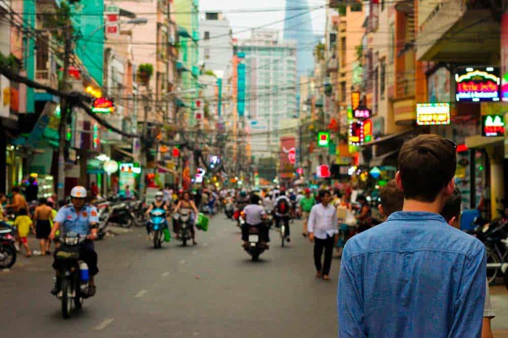 documentación para viaje a Tailandia
