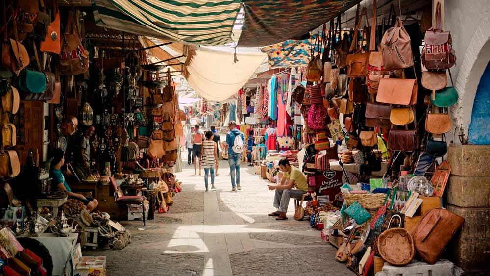 seguro con robo y pérdida de equipaje en Marruecos