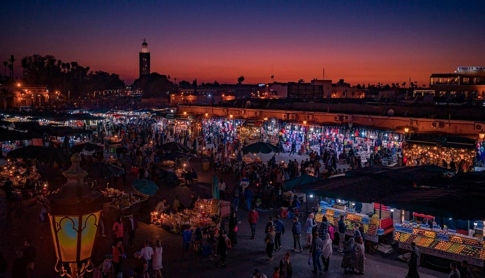 mejor época para viajar a Marruecos