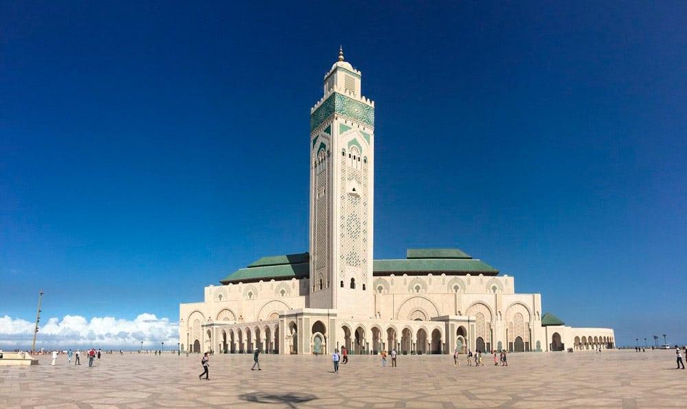 Seguro para viajar a Marruecos