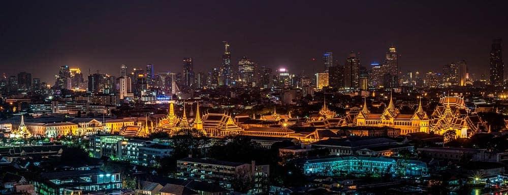 póliza para Tailandia con cancelación