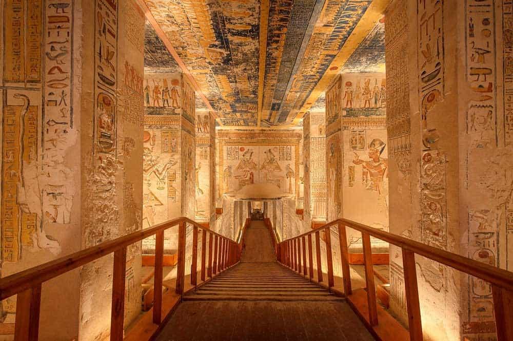 visitar las pirámides y el templo de Lúxor