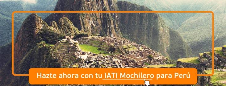 contratar seguro de viaje a Perú