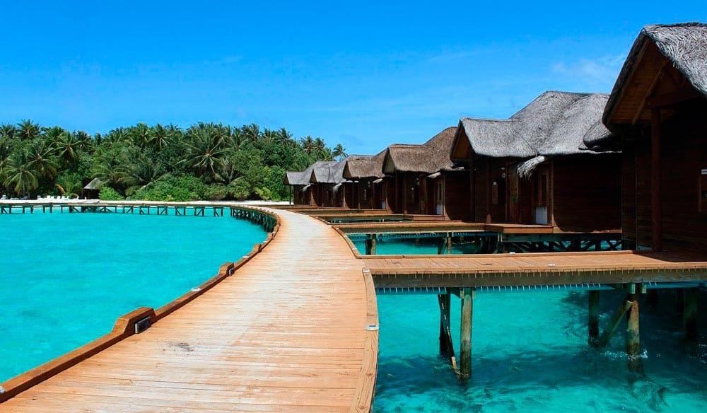 seguro para viajar a Maldivas