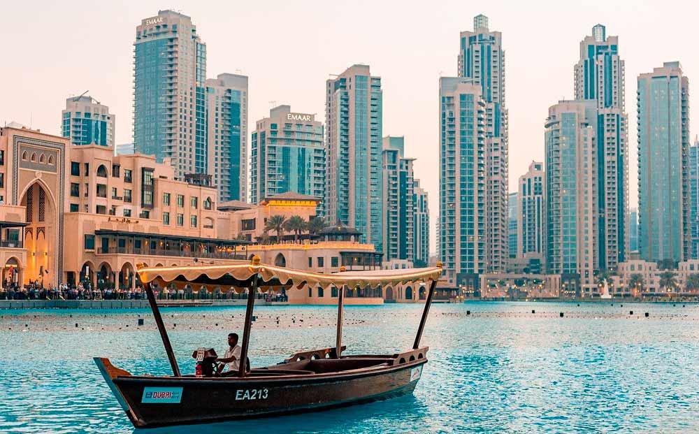 seguro para viajar a Dubái