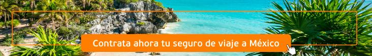 seguro de viaje a México