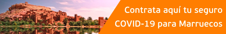 coberturas covid-19 para Marruecos