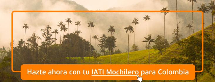 contratar póliza internacional a Colombia