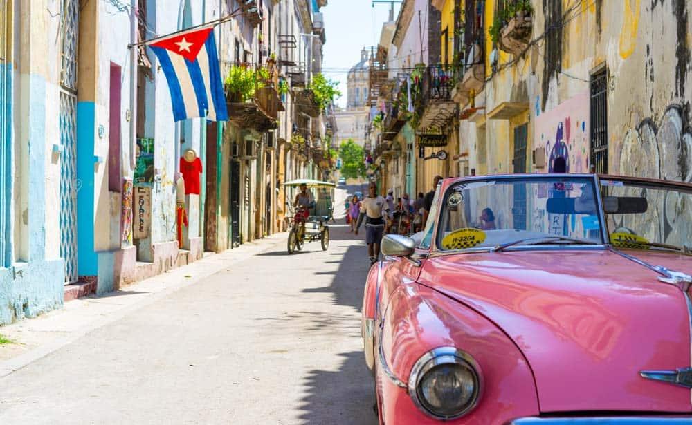 requisitos de viaje a Cuba