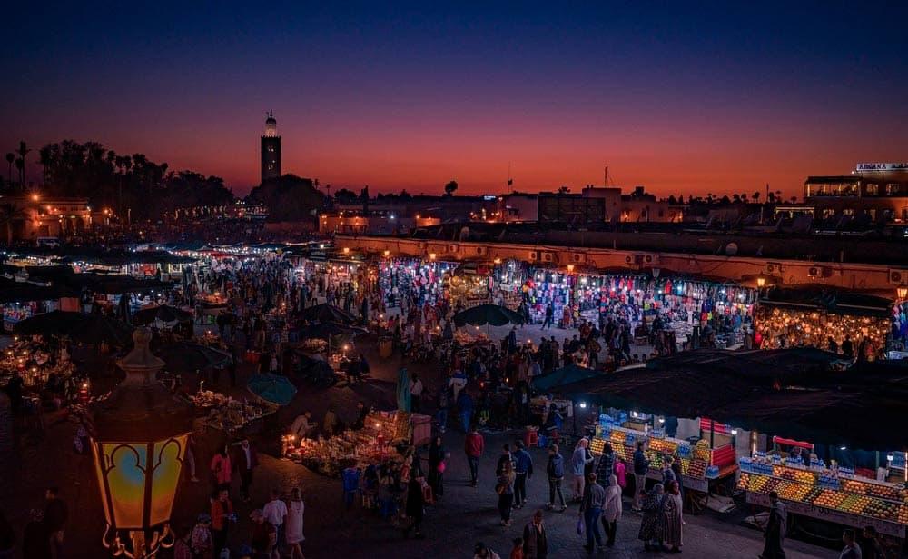 hace falta visado para ir a Marruecos