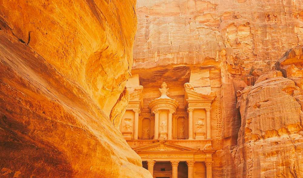 seguro de viaje a Jordania