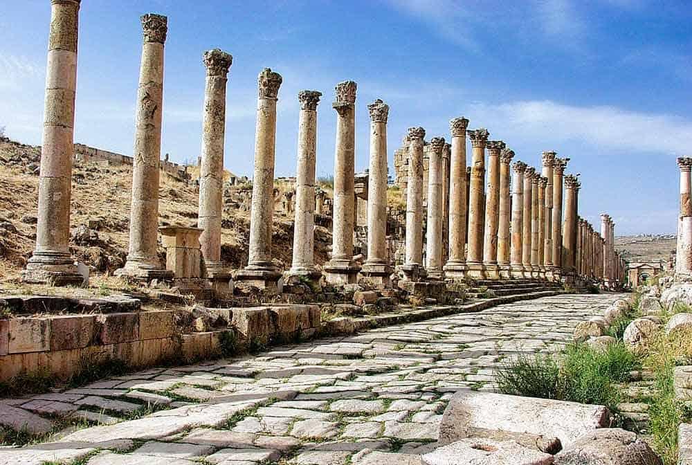 seguro médico internacional para viaje a Jordania