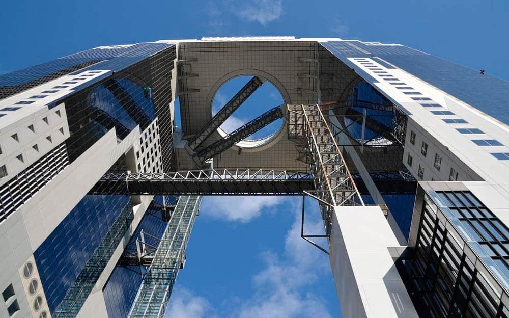 visitar el Umeda Sky Building