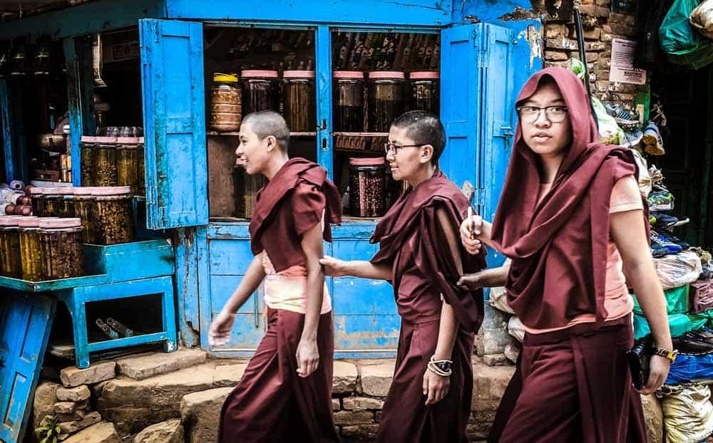 póliza para viajar a Nepal