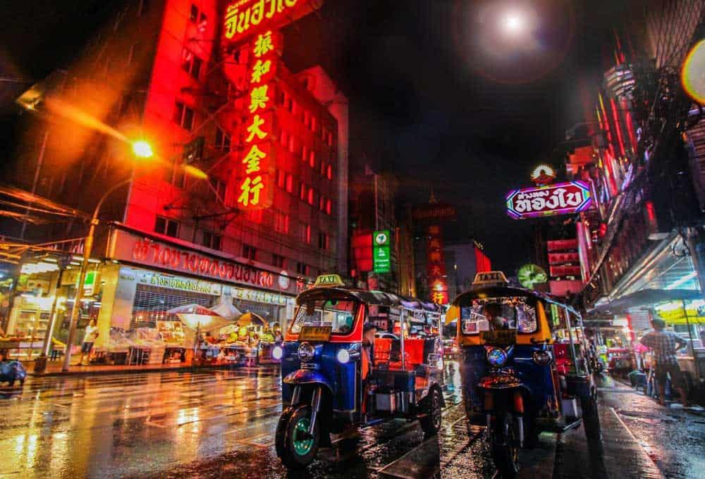 póliza médica internacional para viaje al Sudeste Asiático